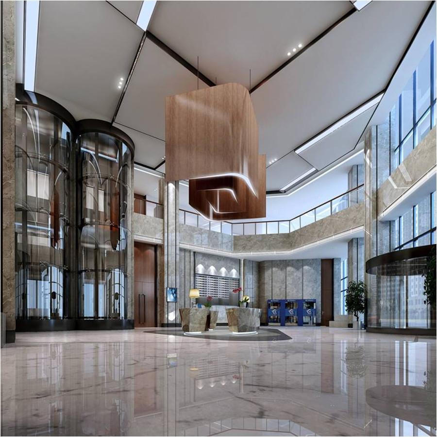 动漫城大厅设计