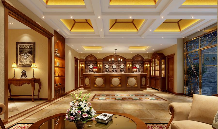 酒店设计作品